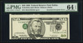 Error Notes:Inverted Third Printings, Fr. 2126-K $50 1996 Federal Reserve Note. PMG Choice Uncirculated64 EPQ.. ...