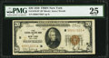 Small Size:Federal Reserve Bank Notes, Fr. 1870-B* $20 1929 Federal Reserve Bank Star Note. PMG Very Fine 25.. ...