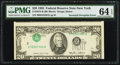 Error Notes:Inverted Third Printings, Fr. 2075-B $20 1985 Federal Reserve Note. PMG Choice Uncirculated64 EPQ.. ...
