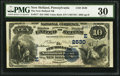 National Bank Notes:Pennsylvania, New Holland, PA - $10 1882 Value Back Fr. 577 The New Holland NBCh. # (E)2530. ...