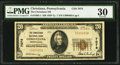 National Bank Notes:Pennsylvania, Christiana, PA - $20 1929 Ty. 1 The Christiana NB Ch. # 7078. ...