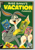 Golden Age (1938-1955):Miscellaneous, Dell Giant Comics: Bugs Bunny Vacation Annual #1-4 Bound Volume (Dell, 1951-54)....