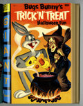 Golden Age (1938-1955):Miscellaneous, Dell Giant Comics: Bugs Bunny's Halloween Parade #1-4 Bound Volume (Dell, 1953-56)....