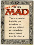 Magazines:Mad, Mad #24 (EC, 1955) Condition: VG+....