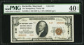 National Bank Notes:Maryland, Rockville, MD - $10 1929 Ty. 2 The Montgomery County NB Ch. # 3187. ...