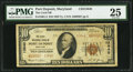 National Bank Notes:Maryland, Port Deposit, MD - $10 1929 Ty. 2 The Cecil NB Ch. # 13840. ...