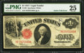 Error Notes:Large Size Errors, Fr. 39 $1 1917 Legal Tender PMG Very Fine 25.. ...