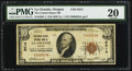 National Bank Notes:Oregon, La Grande, OR - $10 1929 Ty. 1 The United States NB Ch. # 9314. ...