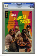 Bronze Age (1970-1979):Miscellaneous, Hardy Boys #2 File Copy (Gold Key, 1970) CGC NM 9.4 Off-white towhite pages. Photo cover. Overstreet 2005 NM- 9.2 value = $... (1 )