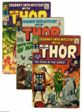 Silver Age (1956-1969):Superhero, Journey Into Mystery Group (Marvel, 1965). Five-issue group lot includes #116 (VG), 117 (VG), 120 (GD), 121 (GD), and 122 (G... (5 Comic Books)