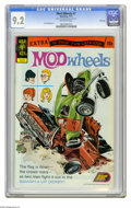 Bronze Age (1970-1979):Miscellaneous, Mod Wheels #7 File Copy (Gold Key, 1972) CGC NM- 9.2 Off-whitepages. Jack Sparling art. This is currently the highest grade...