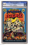 Golden Age (1938-1955):Non-Fiction, Picture Stories from Science #2 (EC, 1947) CGC FN+ 6.5 Off-whitepages. Allen Simon cover. Don Cameron art. Overstreet 2005 ...