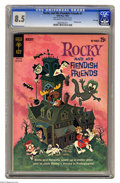 Silver Age (1956-1969):Humor, Rocky and His Fiendish Friends #1 File Copy (Gold Key, 1962) CGCVF+ 8.5 Off-white to white pages. Painted cover. Overstreet... (1 )
