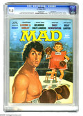 "Magazines:Mad, Mad #194 Gaines File pedigree (EC, 1977) CGC VF/NM 9.0 Off-whitepages. ""Rocky"" and ""Laverne and Shirley"" parodies. Jack Ric... (1 )"
