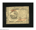 Colonial Notes:Continental Congress Issues, Continental Currency May 9, 1776 $6 Gem New. A wonderful piece ofContinental paper money that has four full and complete ma...