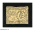 Colonial Notes:Continental Congress Issues, Continental Currency February 26, 1777 $3 Extremely Fine.Truthfully only a single fold is found on this scarce Baltimoreis...