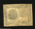 Colonial Notes:Continental Congress Issues, Continental Currency September 26, 1778 $7 Very Good. The backshows more circulation than the face on this note. There is a...