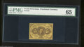 Fractional Currency:First Issue, Fr. 1230 5c First Issue PMG Gem Uncirculated 65 PMG states this note to be Gem Uncirculated and it appears so from the face ...