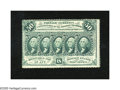 Fractional Currency:First Issue, Fr. 1310 50c First Issue Choice New. A very attractive example of this higher denomination perforated type that has two giga...