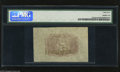Fractional Currency:Second Issue, Fr. 1232SP 5c Second Issue Wide Margin Back Specimen PMG Choice Uncirculated 64 A back specimen that PMG grades 64, likely d...