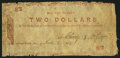 Obsoletes By State:Arkansas, Centre Point, AR- J. Clardy & McGuire $2 July 8, 1862 Rothert 113-5. ...