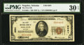 National Bank Notes:Arizona, Nogales, AZ - $20 1929 Ty. 1 The First NB Ch. # 6591. ...