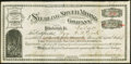 Obsoletes By State:Arizona, Tombstone, Arizona Territory- Sterling Silver Mining Company 2400Shares Stock Certificate Nov. 2, 1889 . ...