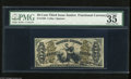Fractional Currency:Third Issue, Fr. 1356 50c Third Issue Justice PMG Choice Very Fine 35 A beautiful Colby-Spinner autographed note with excellent eye appea...