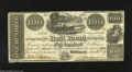 Obsoletes By State:Maryland, Baltimore, MD- Baltimore and Susquehanna Rail Road Company $100 Dec. 28, 1837. The central vignette on this railroad note de...