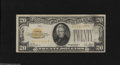 Small Size:Gold Certificates, Fr. 2402 $20 1928 Gold Certificate. Very Fine....