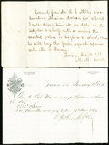 Obsoletes By State:Arizona, Arizona Territory Paper Items.. ... (Total: 2 items)
