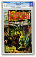 Bronze Age (1970-1979):Horror, Chamber of Darkness #4 (Marvel, 1970) CGC NM+ 9.6 White pages. Thisis by far the most valuable issue of this series' run th...