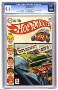 Bronze Age (1970-1979):Miscellaneous, Hot Wheels #1 (DC, 1970) CGC NM+ 9.6 Off-white to white pages. Thisissue can be a pain to find, probably because not only c...