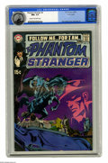 Bronze Age (1970-1979):Horror, The Phantom Stranger #6 Pacific Coast pedigree (DC, 1970) CGC NM+9.6 Cream to off-white pages. Neal Adams cover. Mike Sekow...