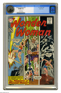 Wonder Woman #131 Pacific Coast pedigree (DC, 1962) CGC VF/NM 9.0 Off-white pages. Ross Andru cover and art. Overstreet...
