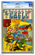 Golden Age (1938-1955):Superhero, The Eagle #1 (Fox, 1941) CGC VG/FN 5.0 Off-white to white pages. Only one copy of this issue has been graded higher by CGC t...