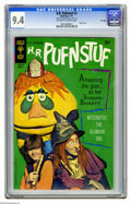 Bronze Age (1970-1979):Humor, H.R. Pufnstuf #2 File Copy (Gold Key, 1971) CGC NM 9.4 Off-white towhite pages. Photo cover. Overstreet 2005 NM- 9.2 value ...