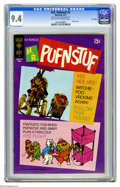 Bronze Age (1970-1979):Cartoon Character, H.R. Pufnstuf #3 File Copy (Gold Key, 1971) CGC NM 9.4 Off-white towhite pages. Photo cover. Overstreet 2005 NM- 9.2 value ...