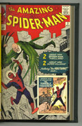Silver Age (1956-1969):Superhero, The Amazing Spider-Man #1-20 Bound Volume (Marvel, 1963-65). Thesemight be the best comic books ever produced, and there is...