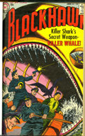 Silver Age (1956-1969):War, Blackhawk #108-150 Bound Volumes (DC, 1957-60). This great run begins with the very first DC issue (#108, which continued th... (2 Books)