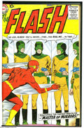 Silver Age (1956-1969):Superhero, The Flash #105-130 Bound Volume (DC, 1959-62). Two major highlights here are the first issue of the title (#105) and the key...