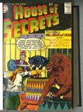 Silver Age (1956-1969):Mystery, House of Secrets #2-20 Bound Volume (DC, 1956-59). We rarely seeextended runs of this title, and having the first few issue...