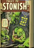 Silver Age (1956-1969):Superhero, The Incredible Hulk #1-6 and Tales To Astonish #26-40 Bound Volume(Marvel, 1962-64). This great-looking hardcover would be ...