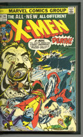 Bronze Age (1970-1979):Superhero, X-Men #94-110, Giant-Size X-Men #1, And More Bound Volume (Marvel,1972-78). Not only do you get the first appearance of the...