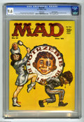 "Magazines:Mad, Mad #51 Gaines File pedigree (EC, 1959) CGC NM+ 9.6 White pages.""The Price Is Right"" is parodied in this issue, which dates..."