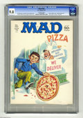"Magazines:Mad, Mad #183 Gaines File pedigree (EC, 1976) CGC NM/MT 9.8 Off-white pages. ""Dog Day Afternoon"" and ""Baretta"" parodies. Norman M..."