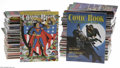 Magazines:Fanzine, Comic Book Marketplace #2-121 Group (Gary Carter/Gemstone, 1993-2005) Average Condition: VF+. Here's your chance to learn mo... (120 items)