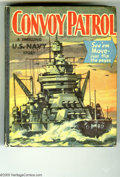 Golden Age (1938-1955):War, Big Little Book #1446 Convoy Patrol (Whitman, 1942) Condition: VF.Specially created for the Whitman Better Little Book form...