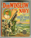 Golden Age (1938-1955):War, Big Little Book #1489 Don Winslow of the U.S. Navy and the GreatWar Plot (Whitman, 1940) Condition: VF/NM. Hard cover, 432 ...