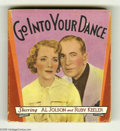 Platinum Age (1897-1937):Miscellaneous, Big Little Book #1577 Go Into Your Dance (Saalfield, 1935)Condition: VF-. Adapted from the novel by Bradford Ropes. Photoc...